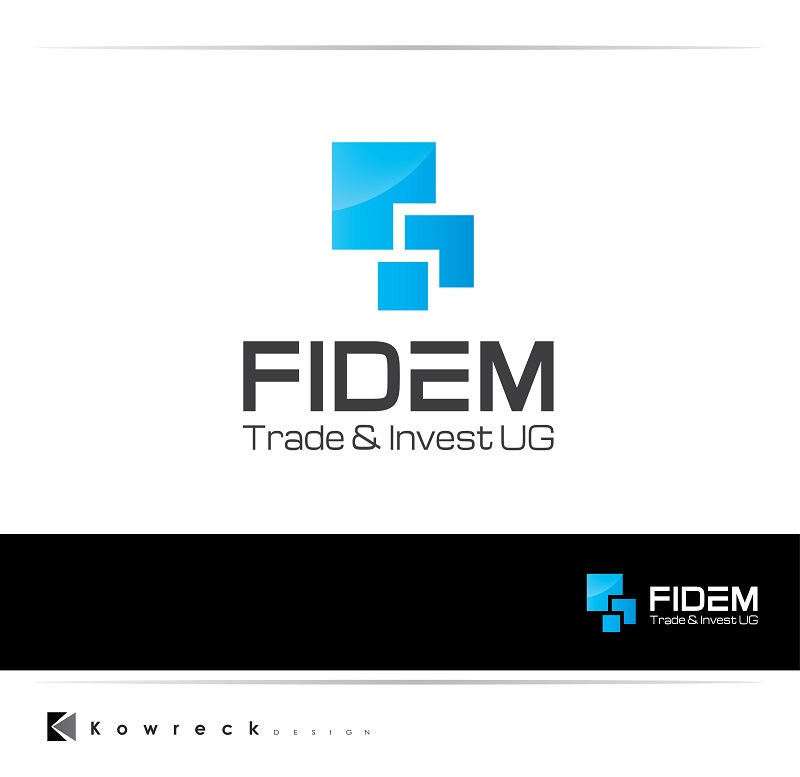 Logo Design by kowreck - Entry No. 798 in the Logo Design Contest Professional Logo Design for FIDEM Trade & Invest UG.