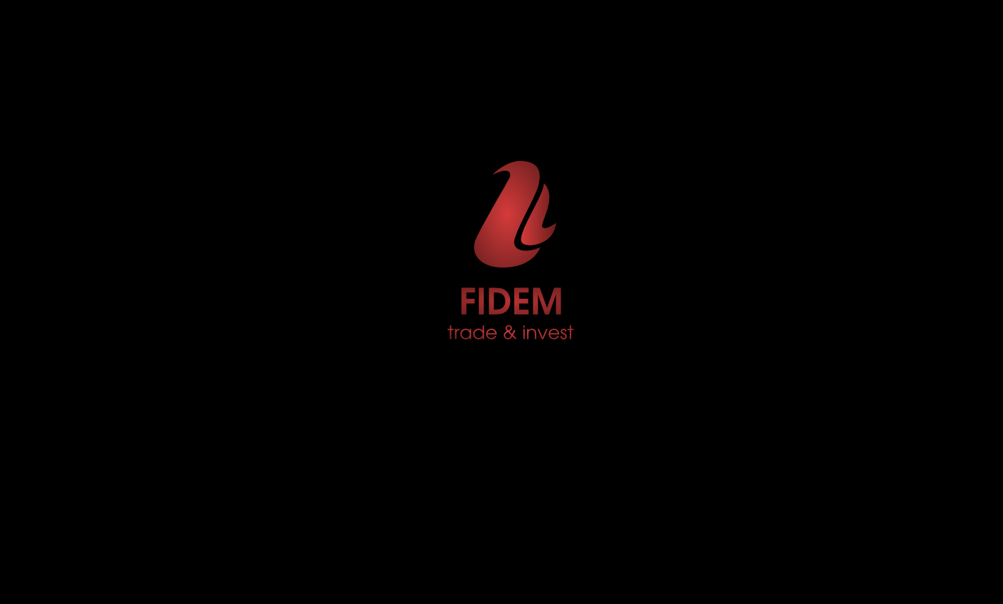 Logo Design by JaroslavProcka - Entry No. 803 in the Logo Design Contest Professional Logo Design for FIDEM Trade & Invest UG.