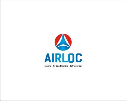 Logo Design by Armada Jamaluddin - Entry No. 89 in the Logo Design Contest Airloc Logo Design.