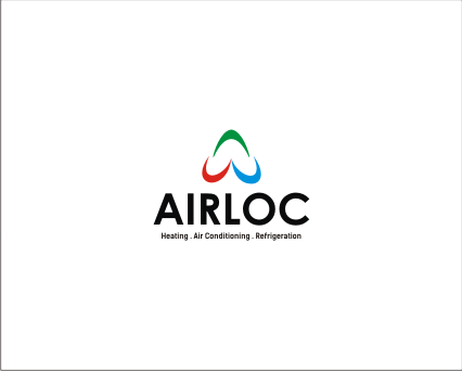 Logo Design by Armada Jamaluddin - Entry No. 90 in the Logo Design Contest Airloc Logo Design.
