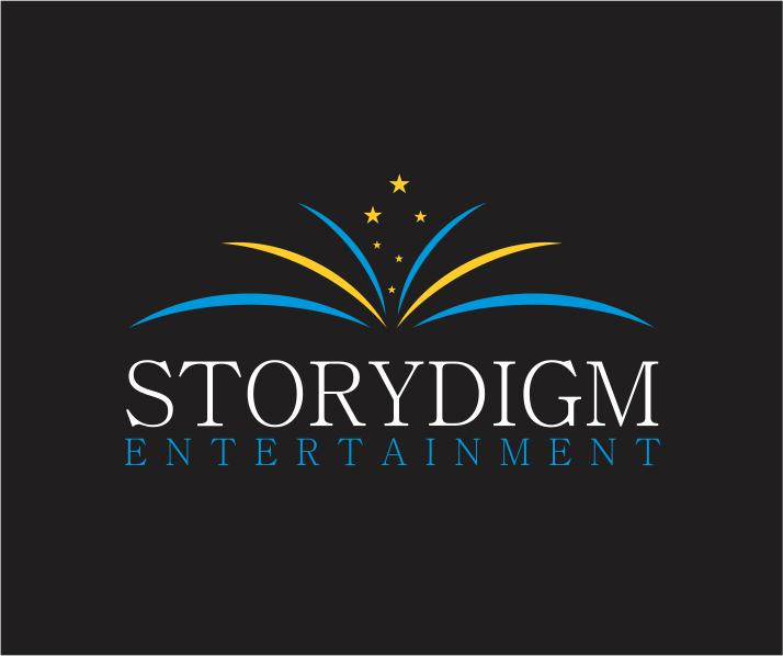 Logo Design by ronny - Entry No. 1 in the Logo Design Contest Inspiring Logo Design for Storydigm Entertainment.