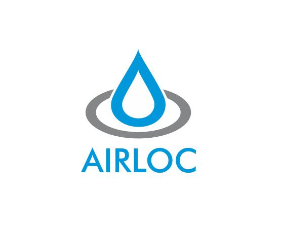 Logo Design by ronny - Entry No. 91 in the Logo Design Contest Airloc Logo Design.