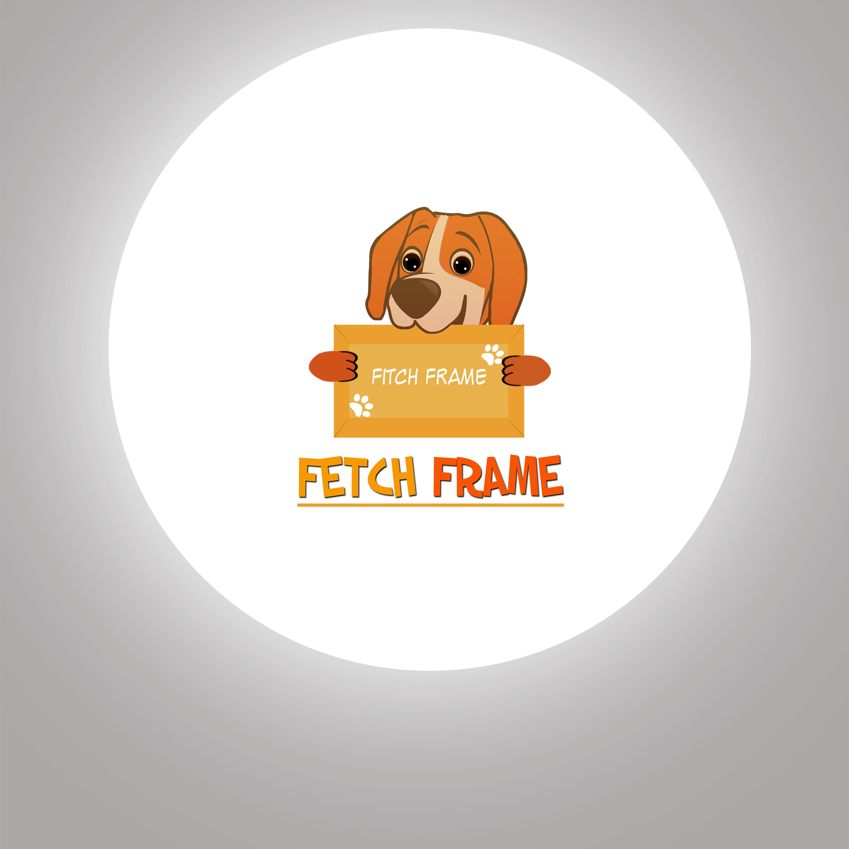 Logo Design by Allan Esclamado - Entry No. 11 in the Logo Design Contest New Logo Design for FetchFrame.