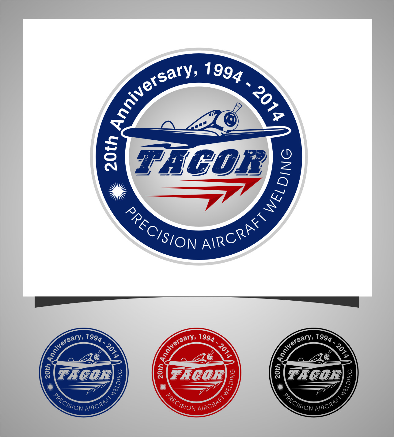 Logo Design by RasYa Muhammad Athaya - Entry No. 21 in the Logo Design Contest Artistic Logo Design for TACOR.