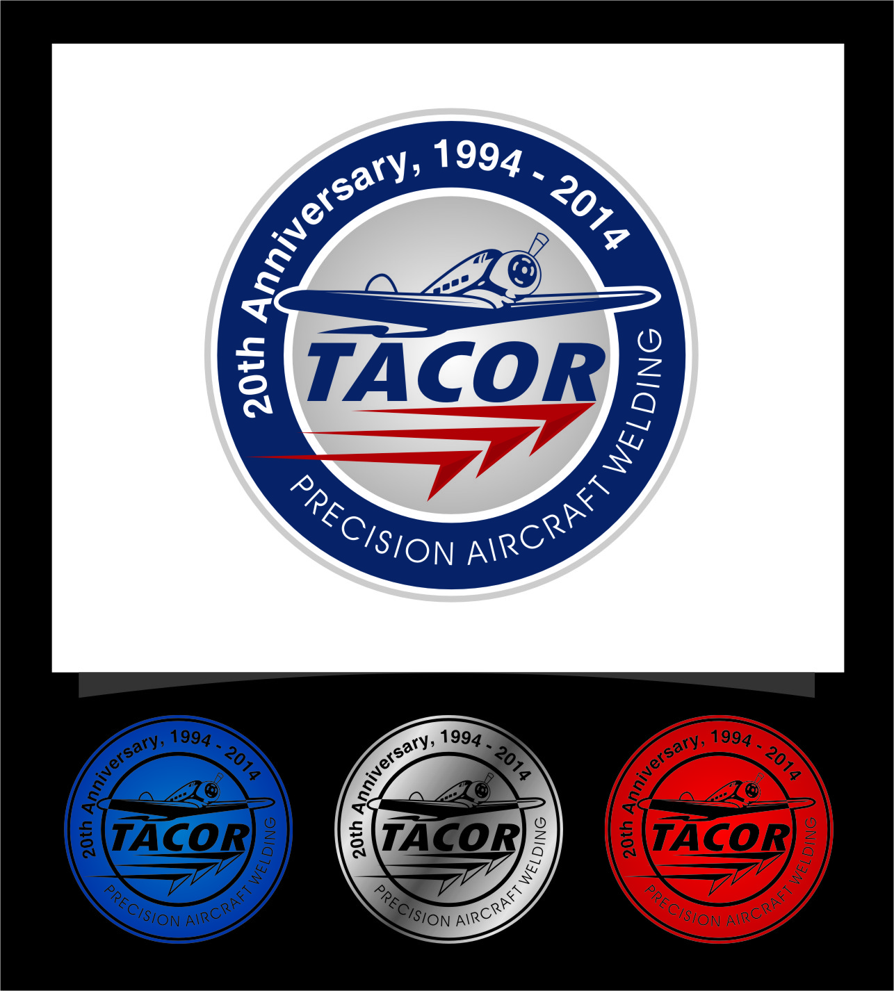 Logo Design by RasYa Muhammad Athaya - Entry No. 22 in the Logo Design Contest Artistic Logo Design for TACOR.