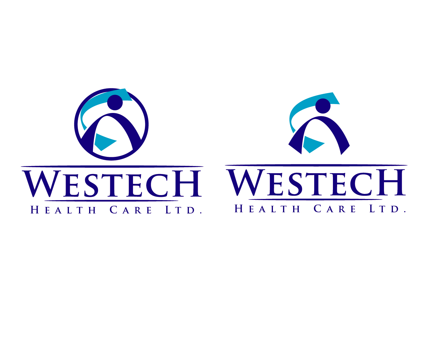 Logo Design by VENTSISLAV KOVACHEV - Entry No. 52 in the Logo Design Contest Creative Logo Design for Westech Health Care Ltd..