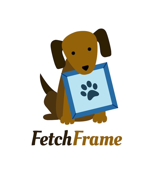 Logo Design by Ryan Budd - Entry No. 12 in the Logo Design Contest New Logo Design for FetchFrame.