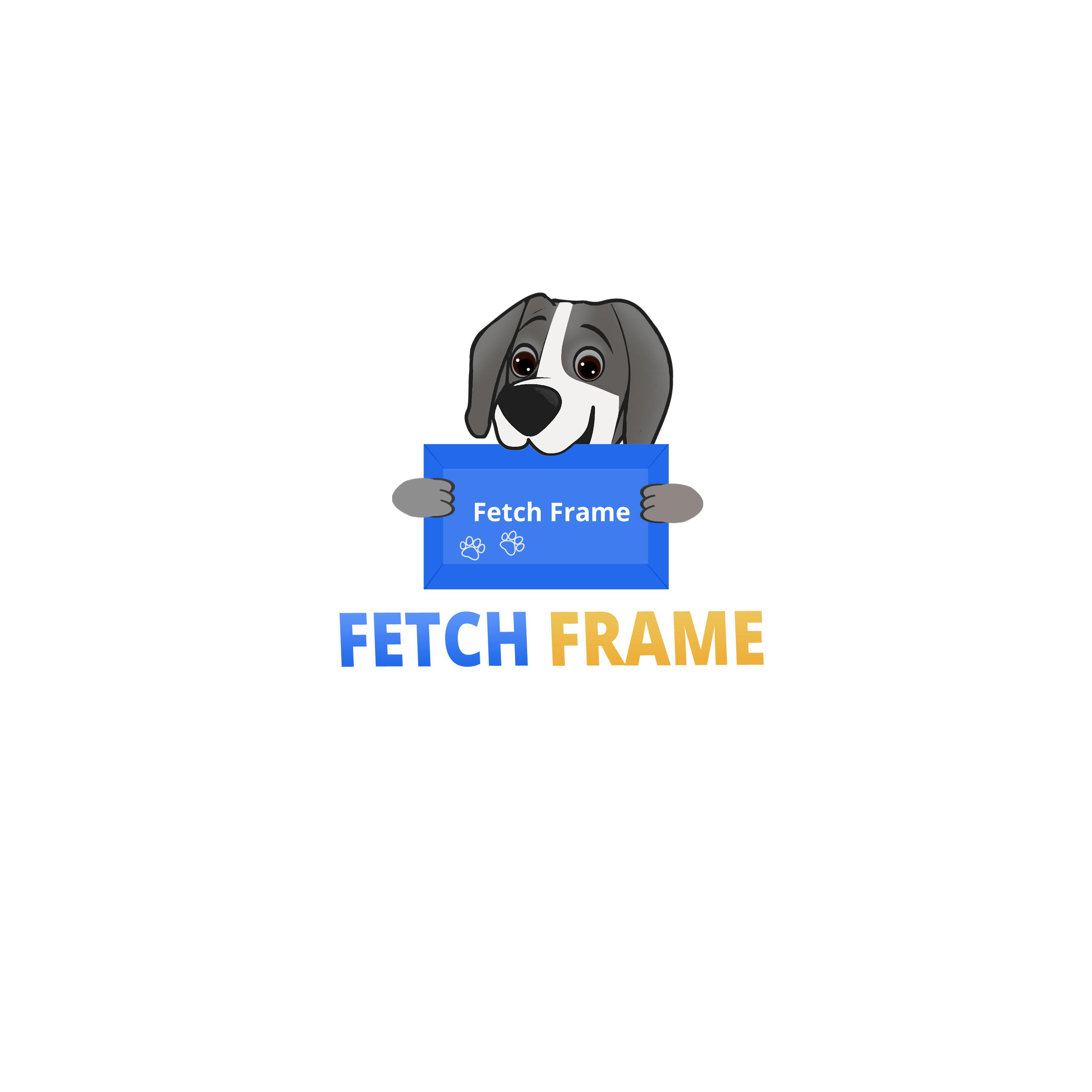 Logo Design by Allan Esclamado - Entry No. 15 in the Logo Design Contest New Logo Design for FetchFrame.