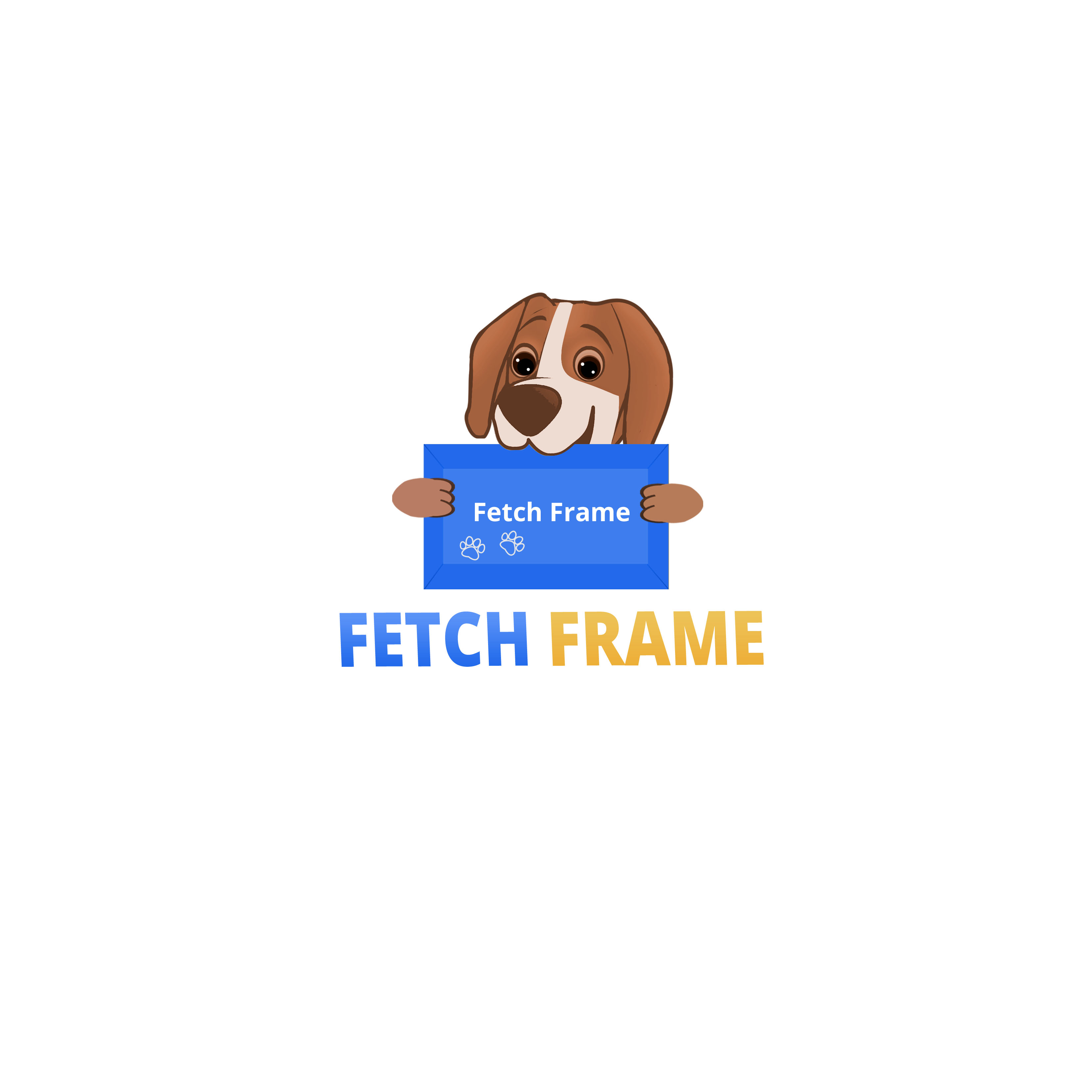 Logo Design by Allan Esclamado - Entry No. 16 in the Logo Design Contest New Logo Design for FetchFrame.
