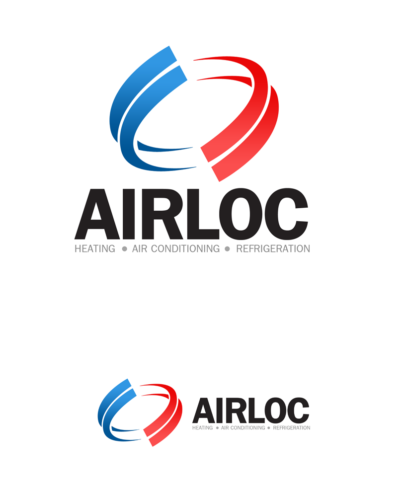 Logo Design by Private User - Entry No. 95 in the Logo Design Contest Airloc Logo Design.