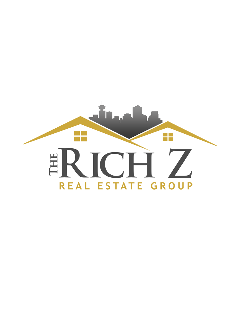 Logo Design by Private User - Entry No. 125 in the Logo Design Contest The Rich Z. Real Estate Group Logo Design.