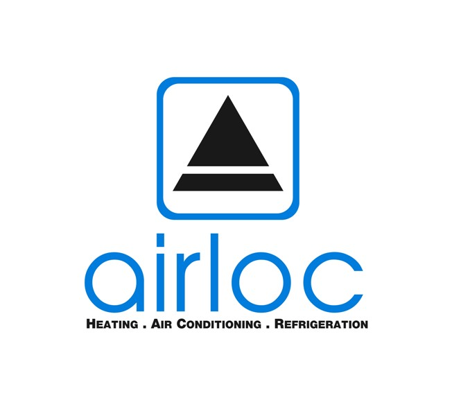 Logo Design by Crispin Jr Vasquez - Entry No. 98 in the Logo Design Contest Airloc Logo Design.