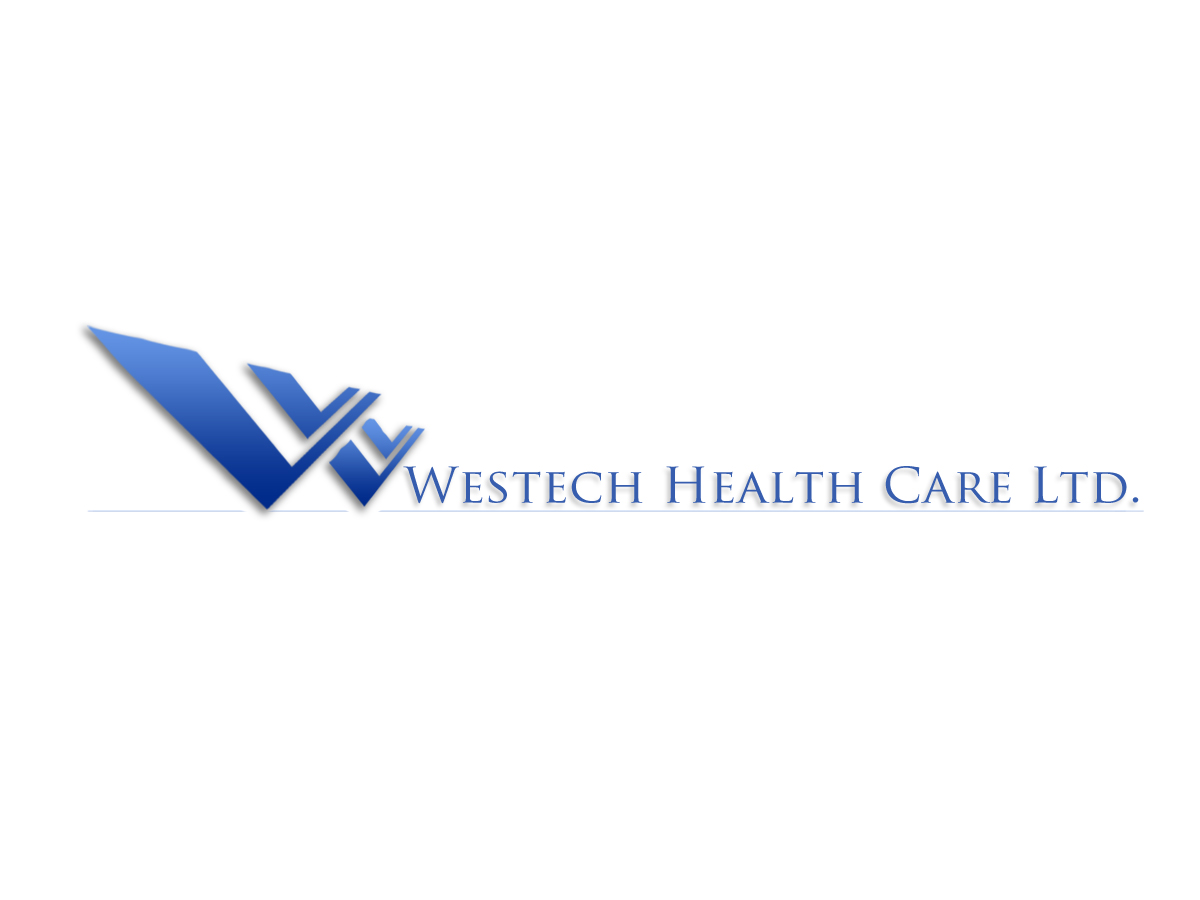 Logo Design by Private User - Entry No. 54 in the Logo Design Contest Creative Logo Design for Westech Health Care Ltd..