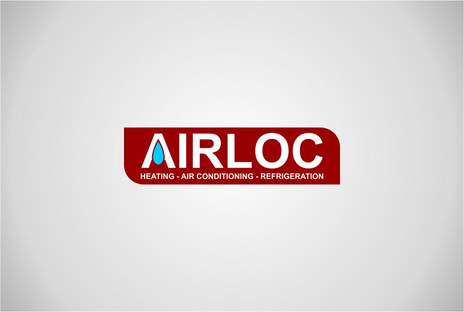 Logo Design by Agus Martoyo - Entry No. 101 in the Logo Design Contest Airloc Logo Design.