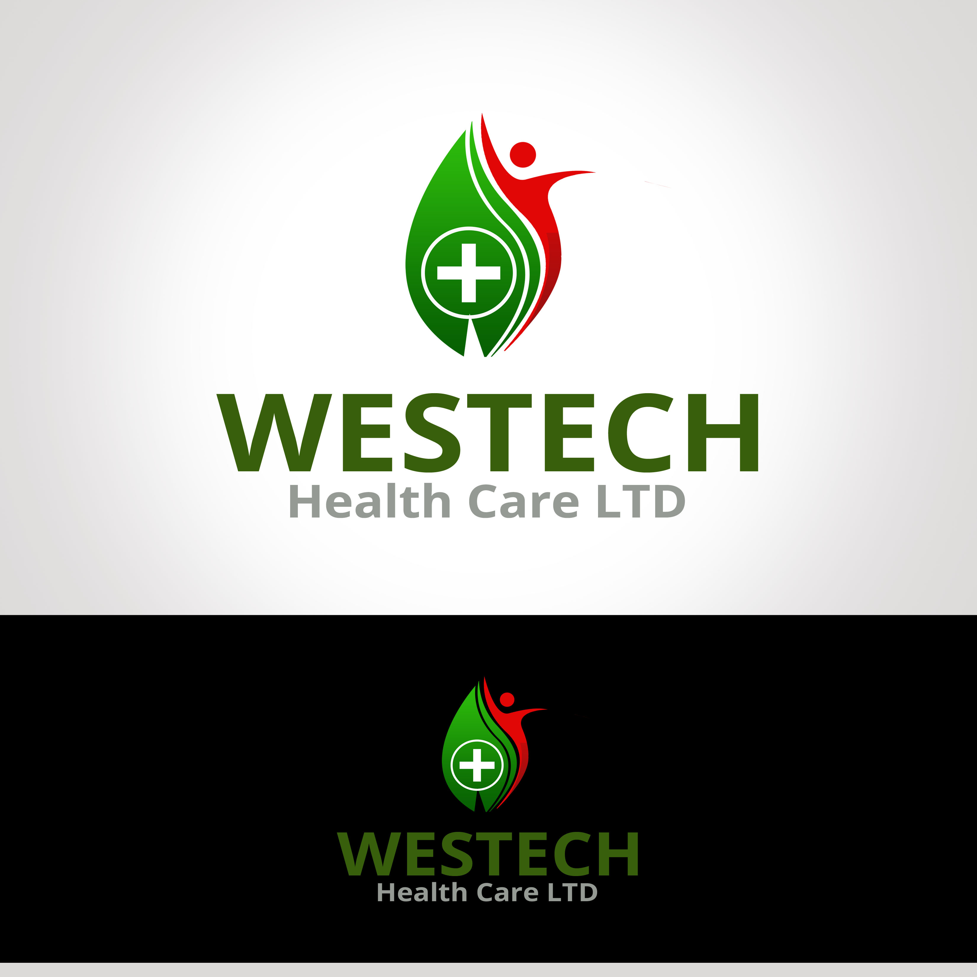 Logo Design by Allan Esclamado - Entry No. 56 in the Logo Design Contest Creative Logo Design for Westech Health Care Ltd..