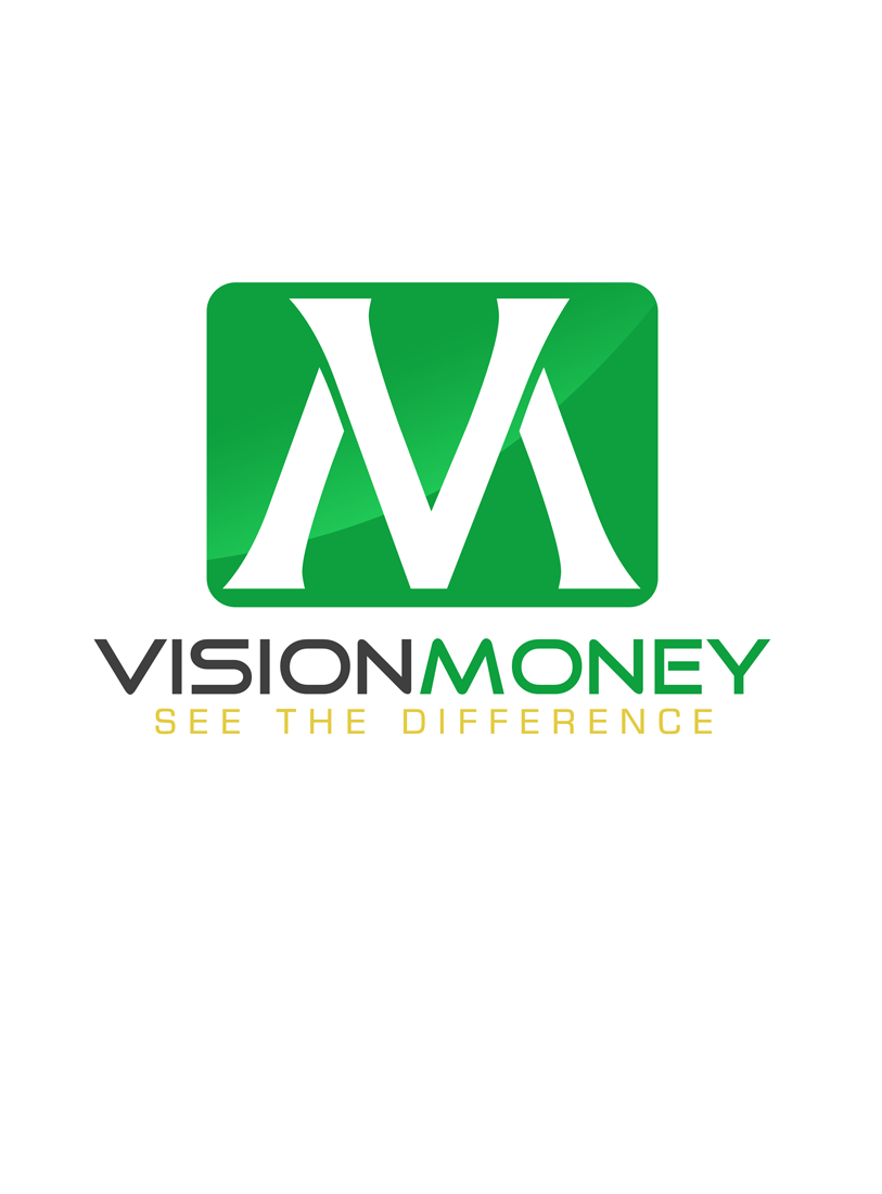 Logo Design by Private User - Entry No. 35 in the Logo Design Contest Captivating Logo Design for VISION MONEY.