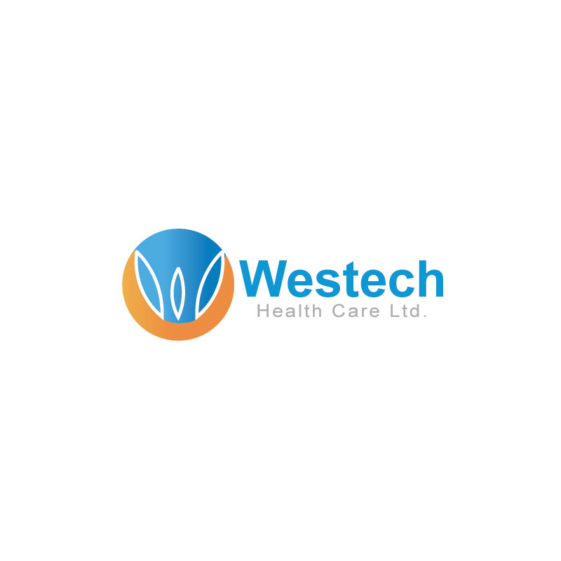 Logo Design by Private User - Entry No. 58 in the Logo Design Contest Creative Logo Design for Westech Health Care Ltd..