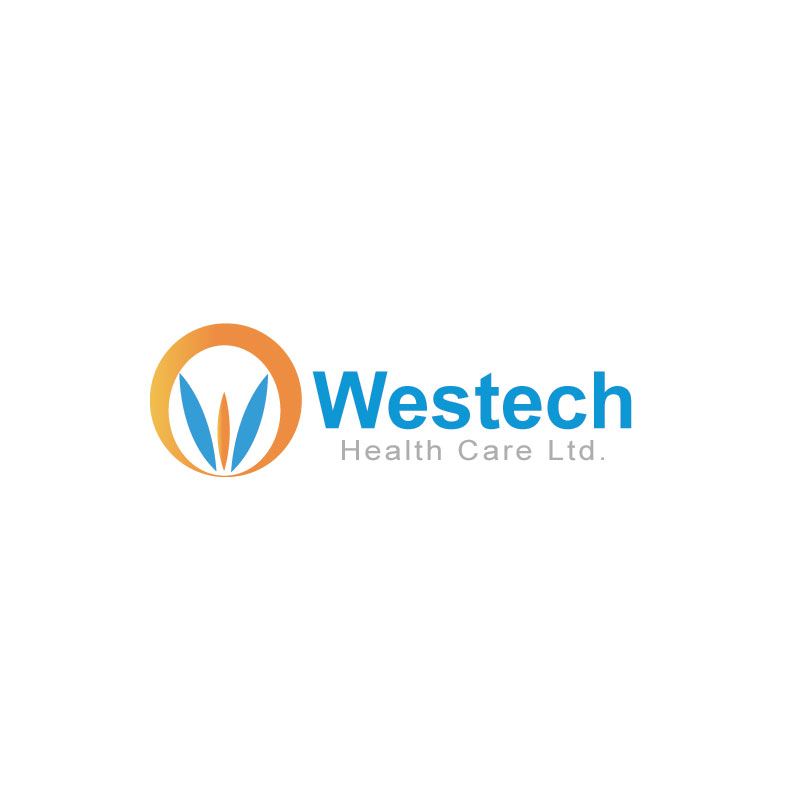 Logo Design by Private User - Entry No. 60 in the Logo Design Contest Creative Logo Design for Westech Health Care Ltd..