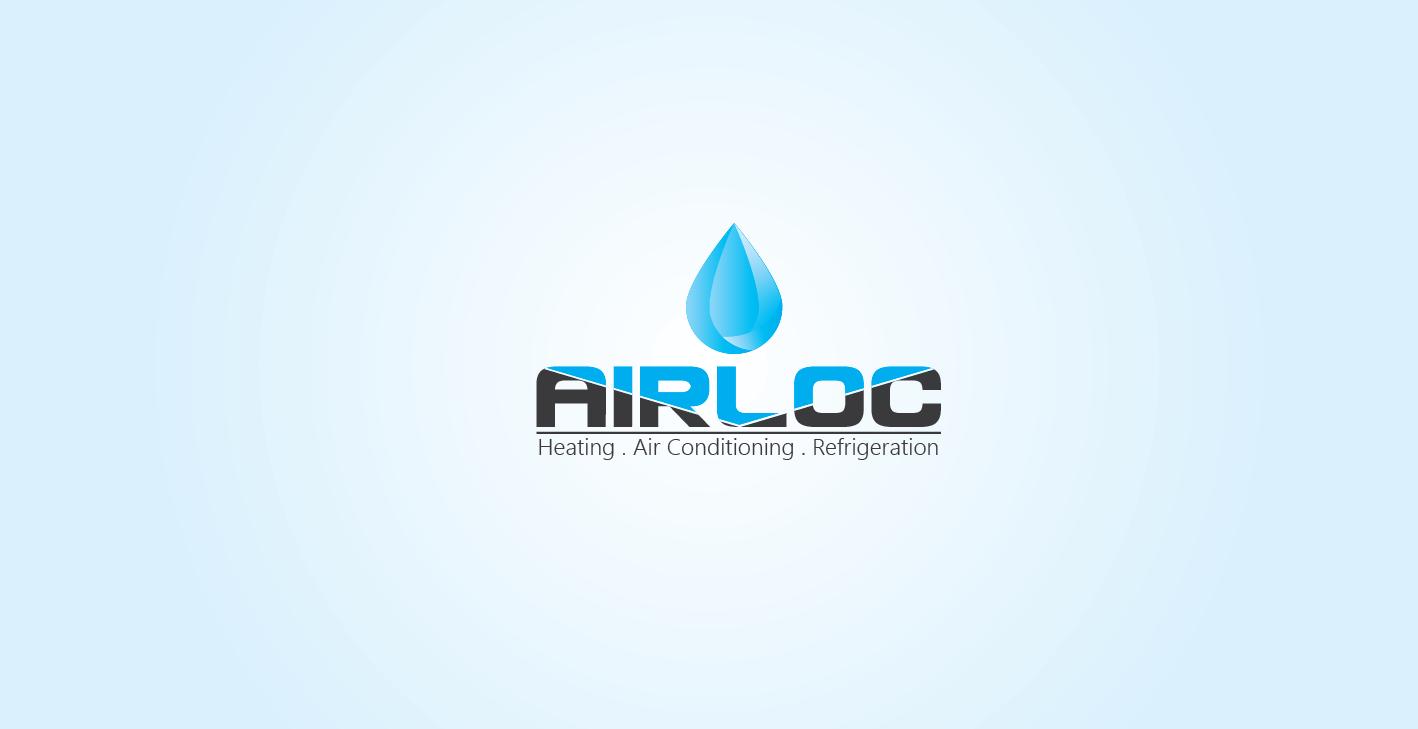Logo Design by Private User - Entry No. 110 in the Logo Design Contest Airloc Logo Design.
