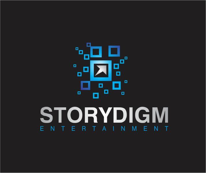 Logo Design by ronny - Entry No. 8 in the Logo Design Contest Inspiring Logo Design for Storydigm Entertainment.