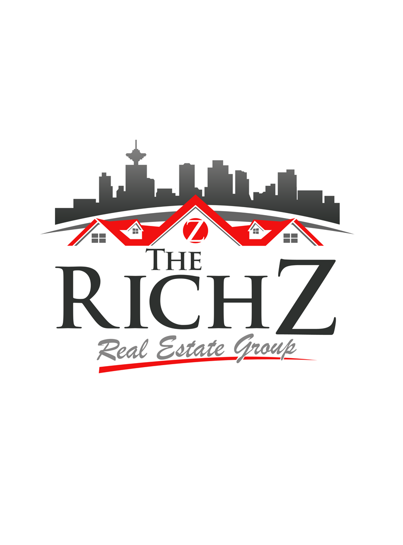 Logo Design by Private User - Entry No. 144 in the Logo Design Contest The Rich Z. Real Estate Group Logo Design.