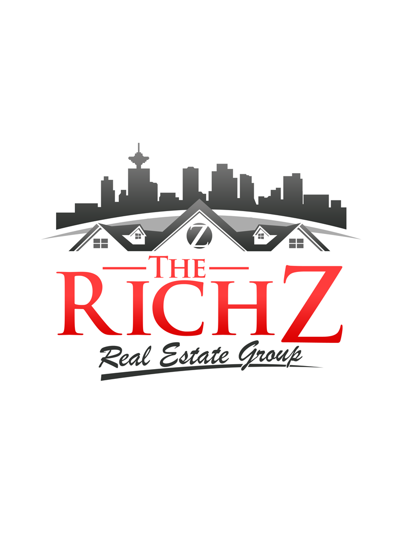 Logo Design by Private User - Entry No. 145 in the Logo Design Contest The Rich Z. Real Estate Group Logo Design.
