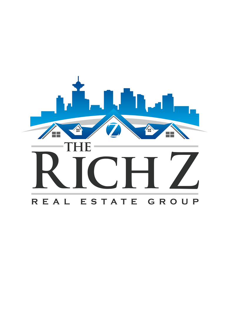 Logo Design by Private User - Entry No. 147 in the Logo Design Contest The Rich Z. Real Estate Group Logo Design.