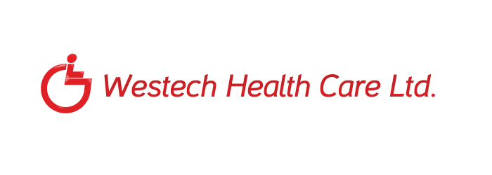 Logo Design by Top Elite - Entry No. 66 in the Logo Design Contest Creative Logo Design for Westech Health Care Ltd..