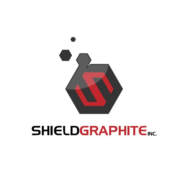 Logo Design by chinie05 - Entry No. 146 in the Logo Design Contest Imaginative Logo Design for Shield Graphite Inc..