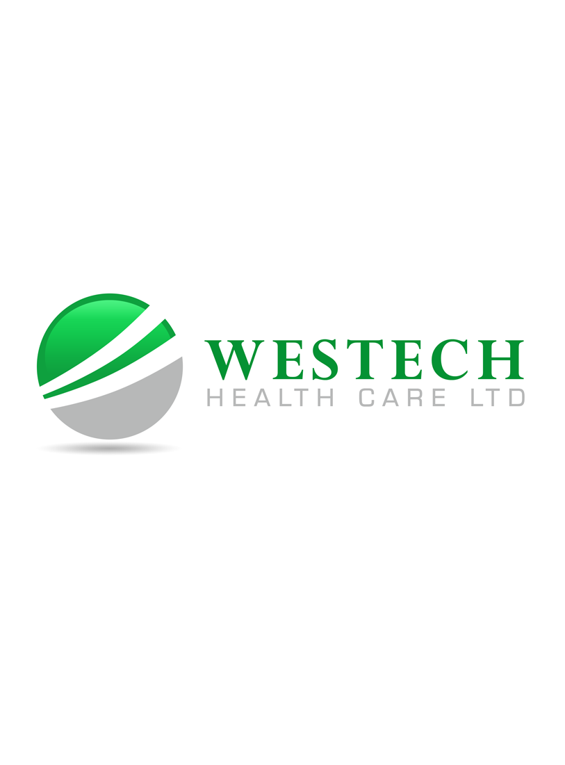 Logo Design by Private User - Entry No. 69 in the Logo Design Contest Creative Logo Design for Westech Health Care Ltd..