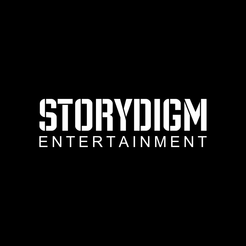 Logo Design by Private User - Entry No. 11 in the Logo Design Contest Inspiring Logo Design for Storydigm Entertainment.