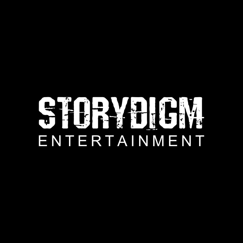 Logo Design by Private User - Entry No. 12 in the Logo Design Contest Inspiring Logo Design for Storydigm Entertainment.