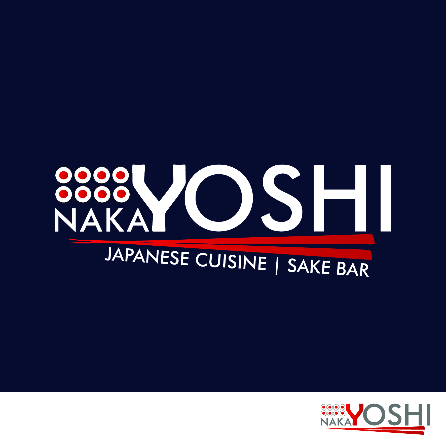 Logo Design by nTia - Entry No. 10 in the Logo Design Contest Imaginative Logo Design for NAKAYOSHI.