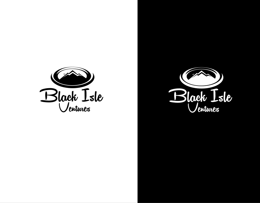 Logo Design by Private User - Entry No. 6 in the Logo Design Contest Creative Logo Design for Black Isle Ventures.