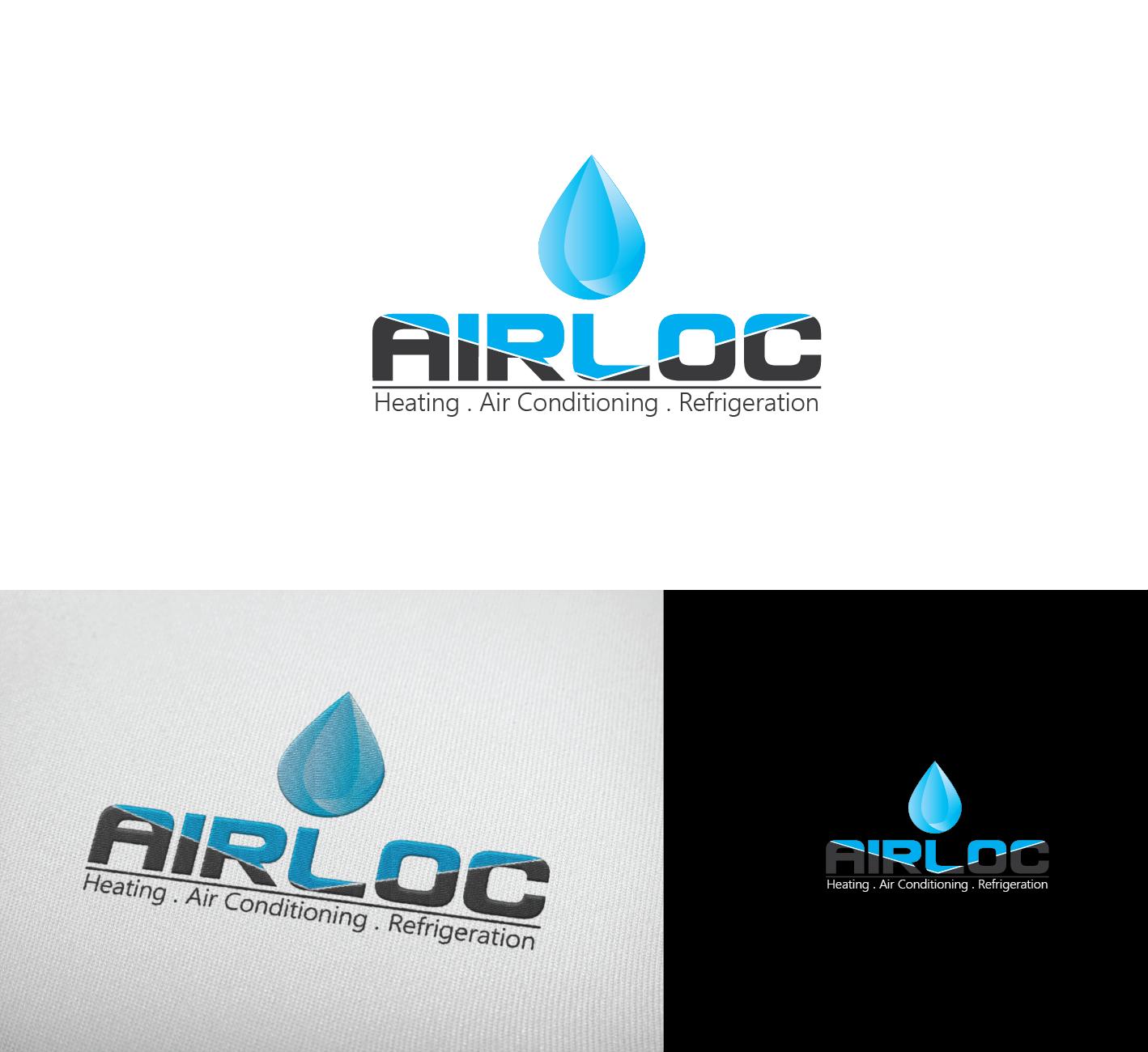 Logo Design by Private User - Entry No. 116 in the Logo Design Contest Airloc Logo Design.