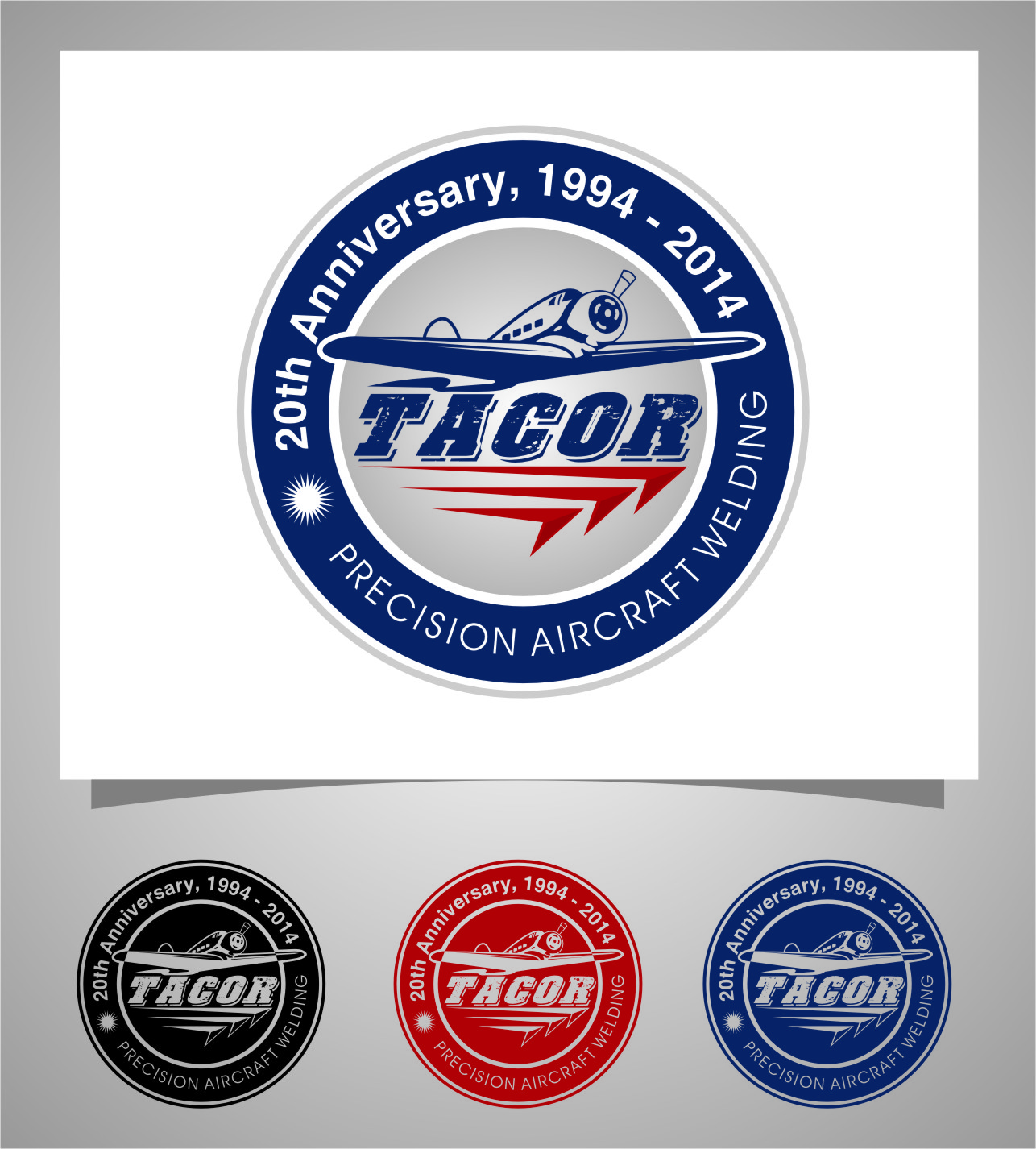 Logo Design by RasYa Muhammad Athaya - Entry No. 27 in the Logo Design Contest Artistic Logo Design for TACOR.