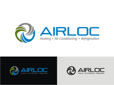 Logo Design by key - Entry No. 121 in the Logo Design Contest Airloc Logo Design.