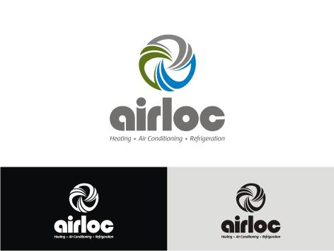 Logo Design by key - Entry No. 122 in the Logo Design Contest Airloc Logo Design.