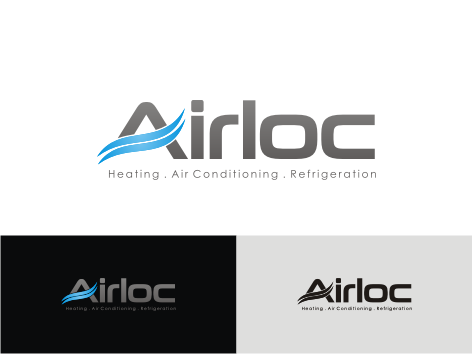 Logo Design by key - Entry No. 123 in the Logo Design Contest Airloc Logo Design.