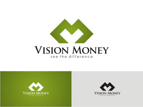 Logo Design by key - Entry No. 41 in the Logo Design Contest Captivating Logo Design for VISION MONEY.