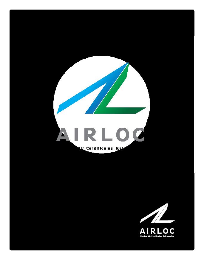 Logo Design by Chris Cowan - Entry No. 126 in the Logo Design Contest Airloc Logo Design.