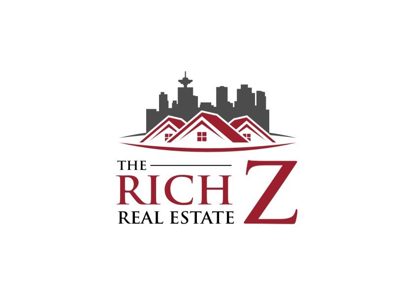 Logo Design by untung - Entry No. 167 in the Logo Design Contest The Rich Z. Real Estate Group Logo Design.