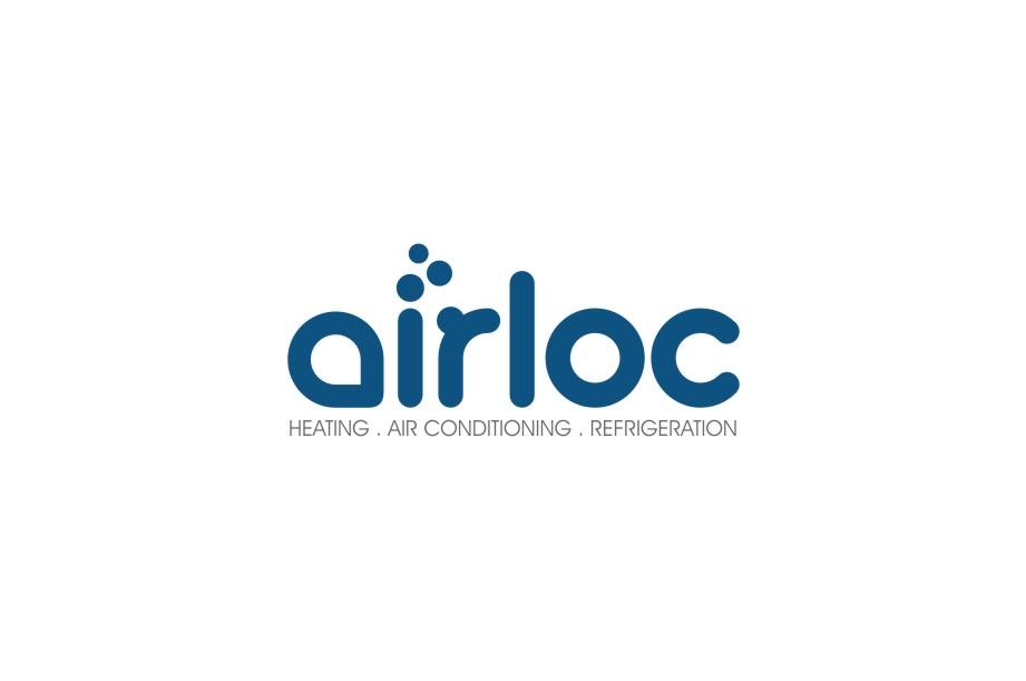 Logo Design by untung - Entry No. 131 in the Logo Design Contest Airloc Logo Design.