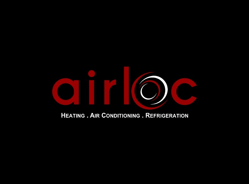 Logo Design by Crispin Jr Vasquez - Entry No. 142 in the Logo Design Contest Airloc Logo Design.