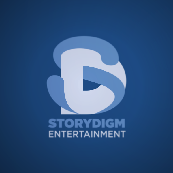 Logo Design by Private User - Entry No. 21 in the Logo Design Contest Inspiring Logo Design for Storydigm Entertainment.
