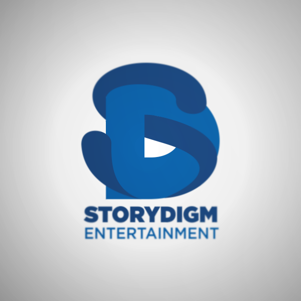 Logo Design by Private User - Entry No. 22 in the Logo Design Contest Inspiring Logo Design for Storydigm Entertainment.