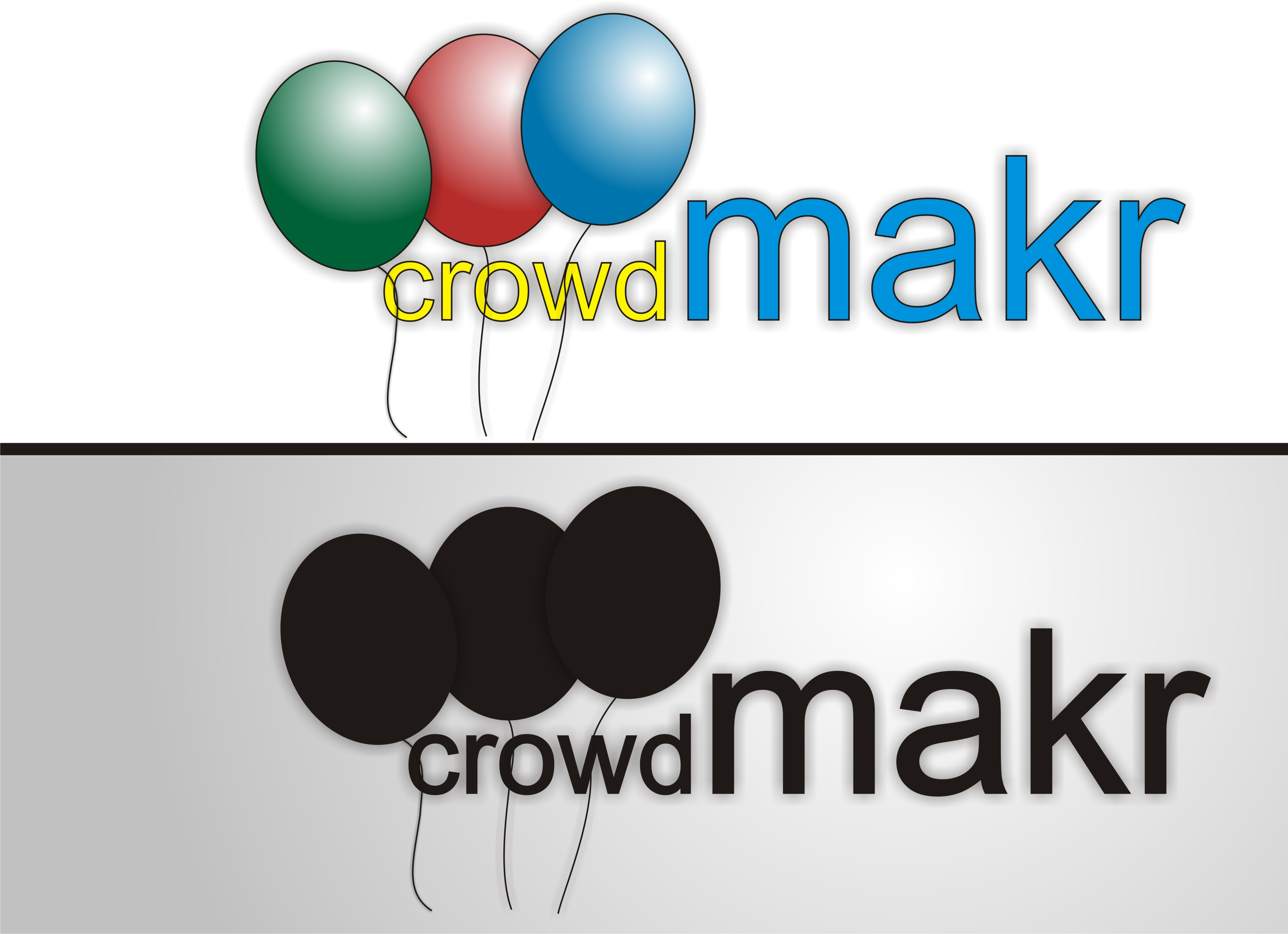 Logo Design by Romie Everwill - Entry No. 6 in the Logo Design Contest Unique Logo Design Wanted for crowdmakr.