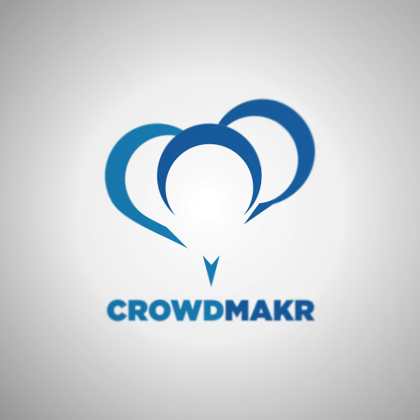 Logo Design by Private User - Entry No. 8 in the Logo Design Contest Unique Logo Design Wanted for crowdmakr.