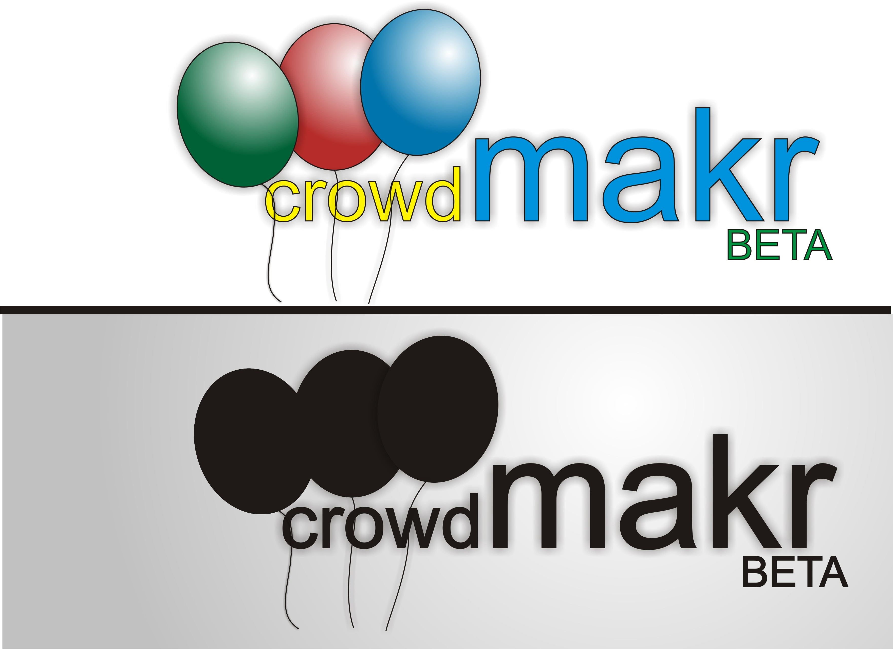 Logo Design by Romie Everwill - Entry No. 9 in the Logo Design Contest Unique Logo Design Wanted for crowdmakr.