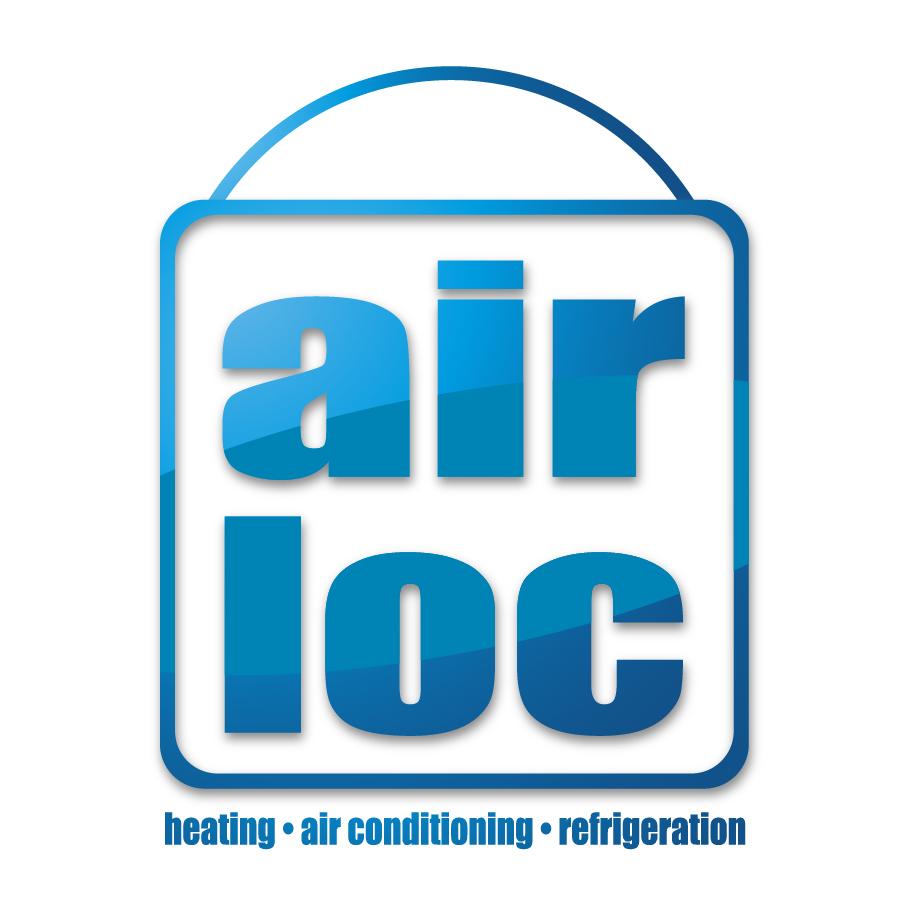Logo Design by rolsjee - Entry No. 145 in the Logo Design Contest Airloc Logo Design.